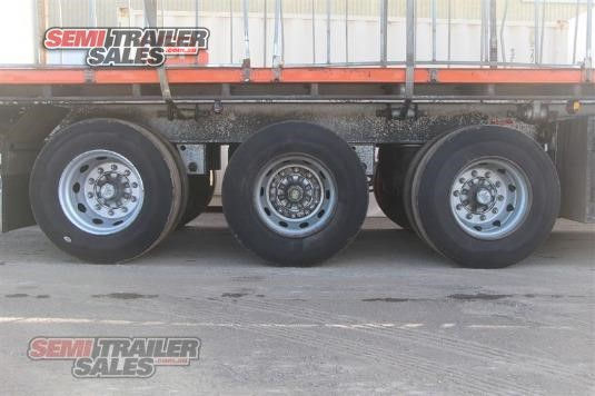 1995 Freighter 45ft Curtainsider Trailer Semi Trailer Sales - Trailers for Sale