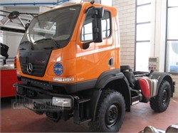 MERCEDES-BENZ UNIMOG 20  used