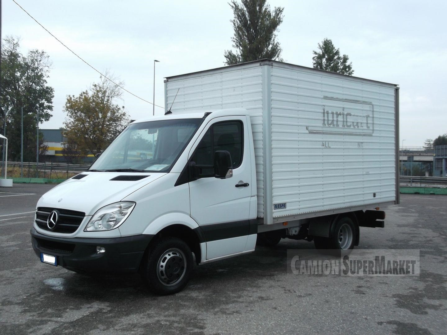 Mercedes-Benz SPRINTER 419 #Used