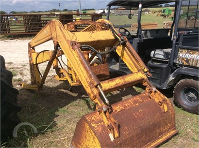 MASSEY-FERGUSON Loaders Auction Results - 19 Listings