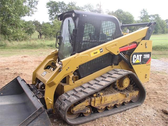 2015 CAT 289D For Sale In Pyatt, Arkansas