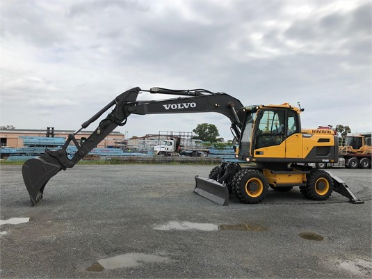2013 Volvo EW160D - Heavy Machinery for Sale