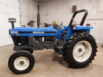 NEW HOLLAND 3010 For Sale - 5 Listings | TractorHouse com - Page 1 of 1