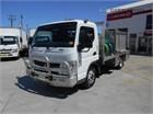 2012 Mitsubishi Canter 615 Service Vehicle