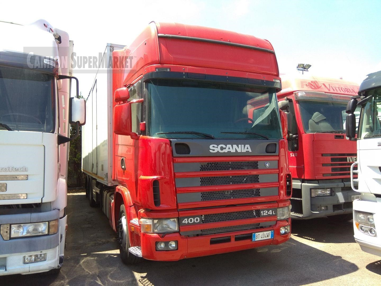 Scania P124L400