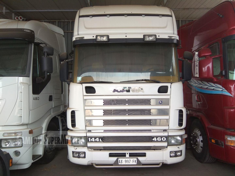 Scania R144L460