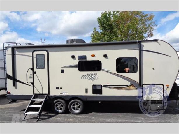 Rvs For Sale In Missouri >> Forest River Rockwood Mini Lite 2511s Rvs For Sale In