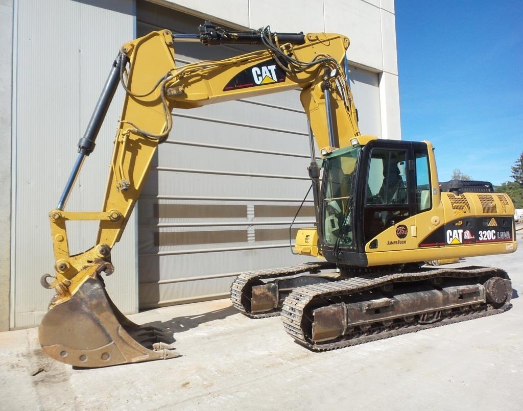 Caterpillar 320CLN VA Usagé
