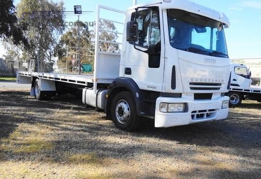 2005 Iveco Eurocargo 120E24 - Truckworld.com.au - Trucks for Sale