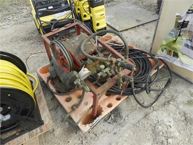 Magikist X20 Pressure Washer Pump Pressure Washers Auction ... on