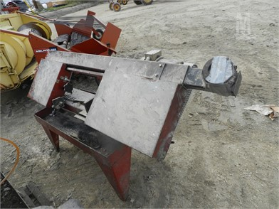 Metal Cutting Saws / Drills Shop / Warehouse Auction Results - 1