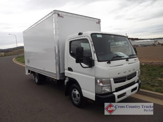 2013 Fuso Canter 515 Cross Country Trucks Pty Ltd - Trucks for Sale