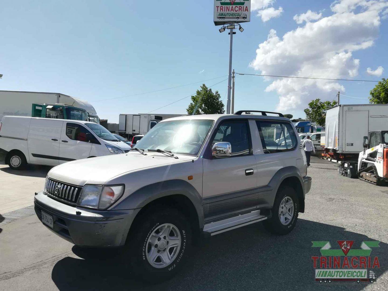 Toyota LANDCRUISER Usato