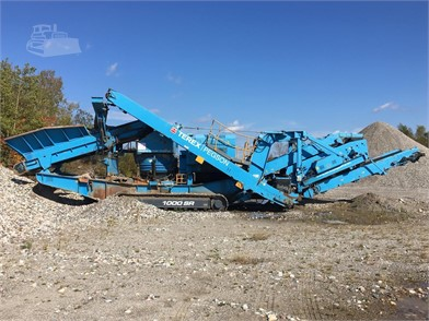 TEREX PEGSON Crusher Aggregate Equipment For Sale - 71