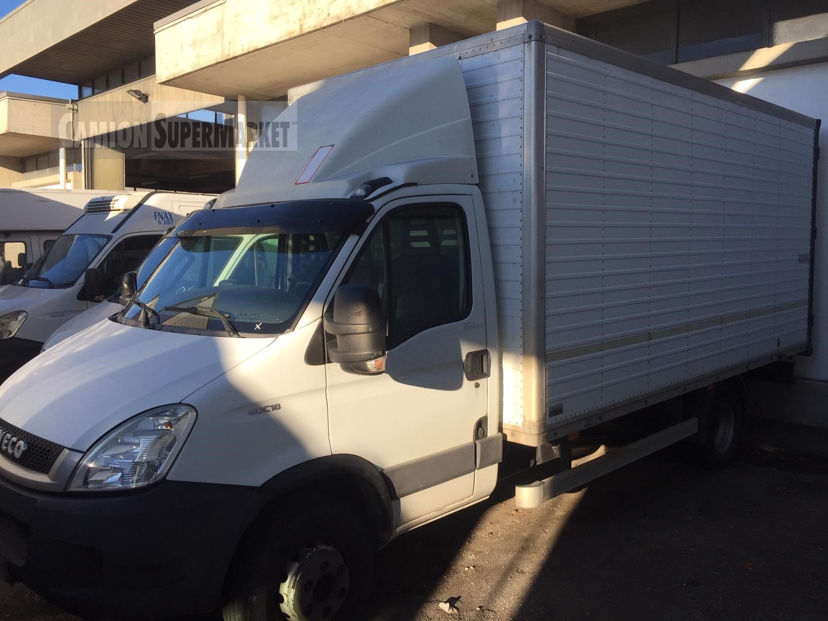 Iveco DAILY 60C18 Second-hand