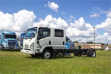 ISUZU Cab & Chassis Trucks For Sale - 30 Listings