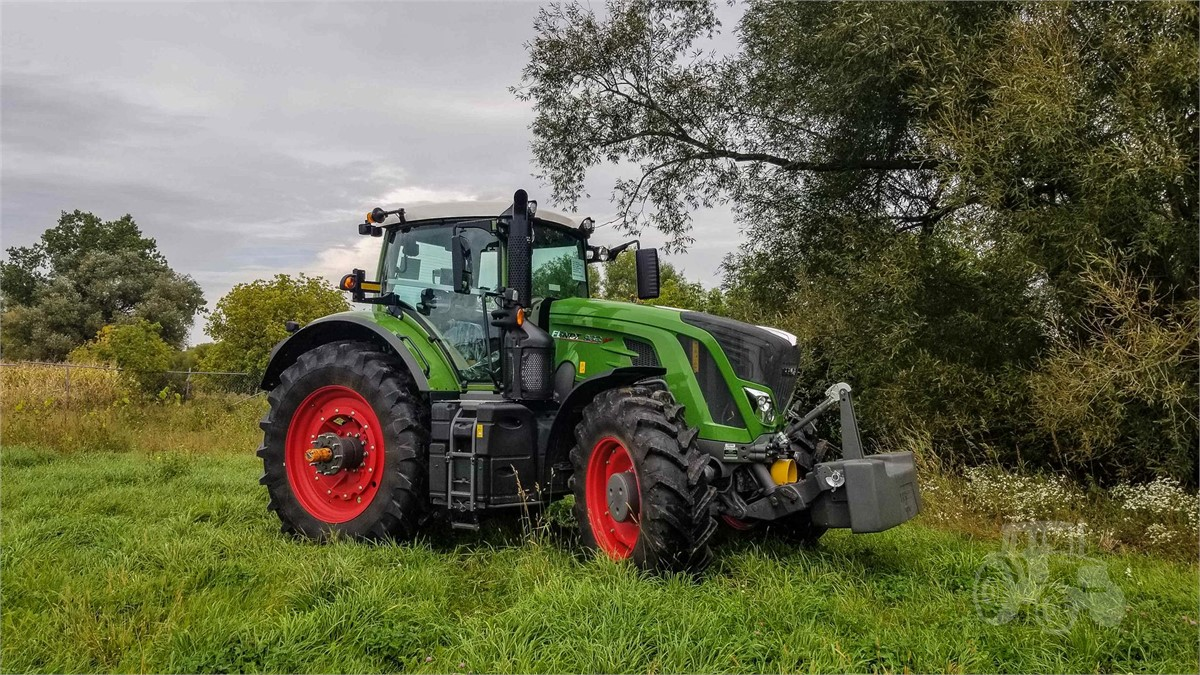2018 FENDT 933 VARIO For Sale In Brillion, Wisconsin | www