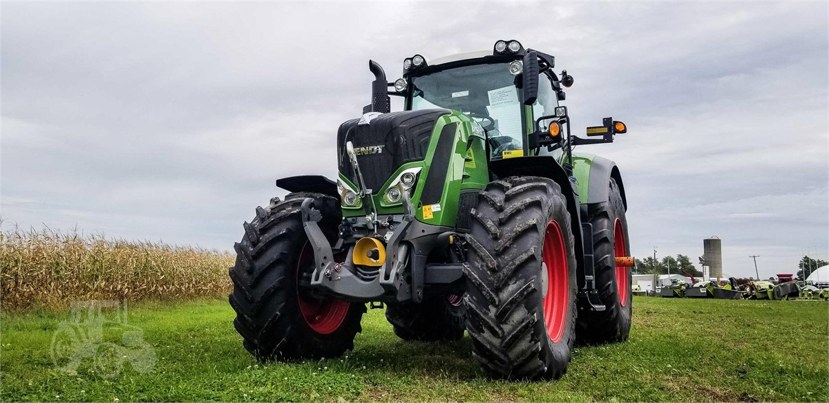 2018 FENDT 822 VARIO For Sale In Brillion, Wisconsin | www
