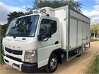 Fuso Canter 515 AMT Duonic 4x2|Food Truck|Refrigerated