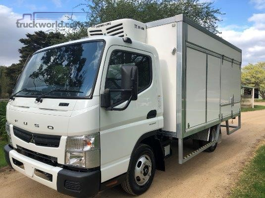 2014 Fuso Canter 515 AMT Duonic Trucks for Sale