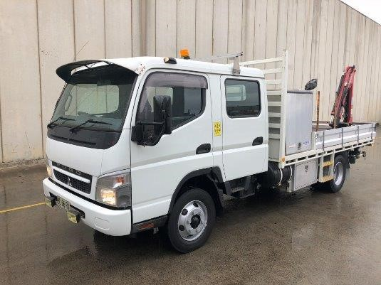2010 Mitsubishi Canter 4.0 - Wrecking for Sale