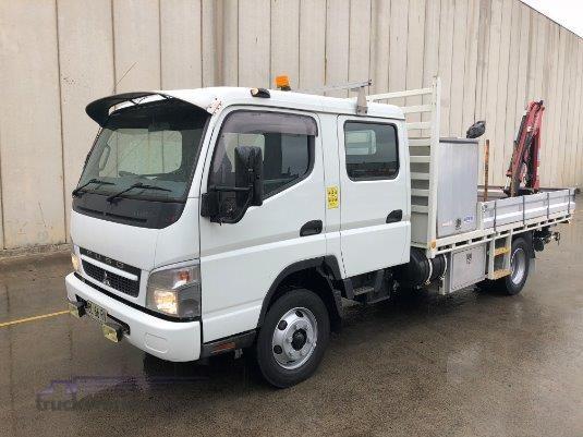 2010 Mitsubishi Canter 4.0 - Trucks for Sale