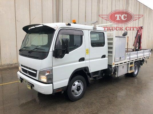 2010 Mitsubishi Canter 4.0 Truck City - Trucks for Sale