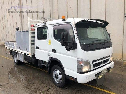 2010 Mitsubishi Canter 4.0 - Truckworld.com.au - Trucks for Sale
