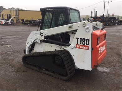 Bobcat Track Skid Steers Auction Results - 1150 Listings
