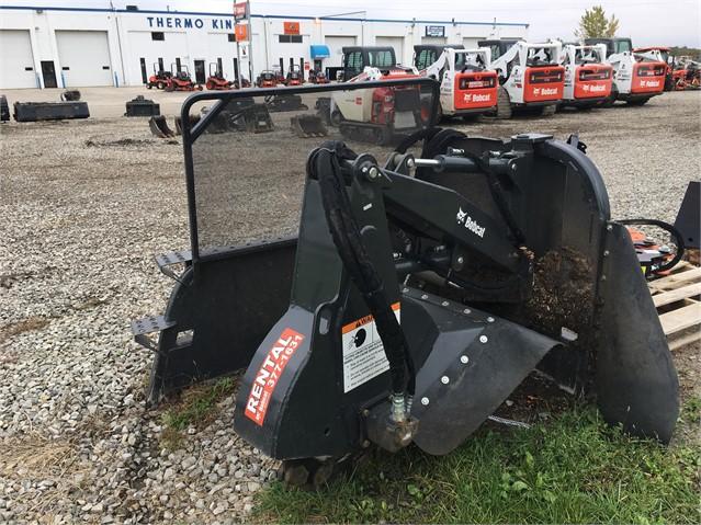 2017 BOBCAT SG60 Stump Grinder For Sale In Albert Lea