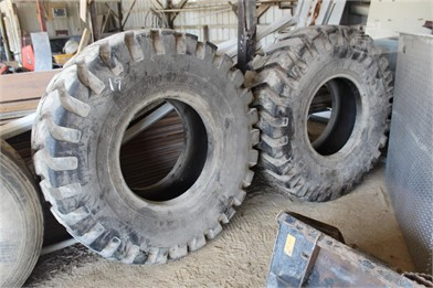 2)Dl-3 20 5-25 Destone Tires Other Auction Results In Louisiana - 1