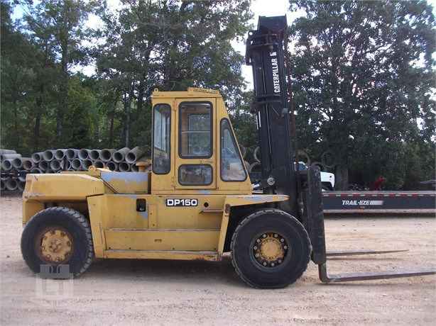 CATERPILLAR DP150 Lifts Auction Results - 25 Listings