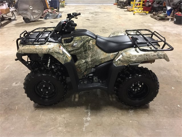 Honda 420 Rancher >> Lot 4008 2017 Honda Rancher 420