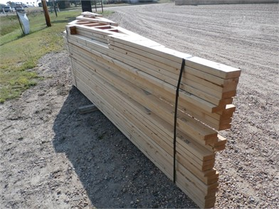 CUSTOM MADE TRUSSES Auction Results - 2 Listings