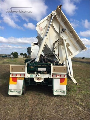 2013 Haulmark Side Tipper Trailer - Trailers for Sale