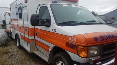 Ambulance Auction Results - 23 Listings   AuctionTime com