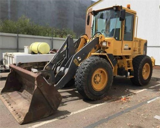 0 Volvo L50E - Heavy Machinery for Sale