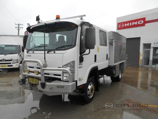 2010 Isuzu NPS300 City Hino - Trucks for Sale