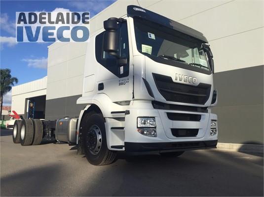 2017 Iveco Stralis ATi360 Adelaide Iveco - Trucks for Sale