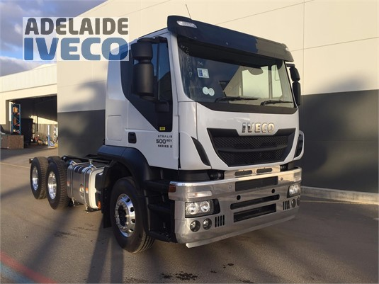 2017 Iveco Stralis AT500 Adelaide Iveco - Trucks for Sale