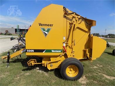 VERMEER 504 For Sale In Arkansas - 3 Listings | TractorHouse