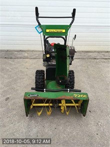 JOHN DEERE Snow Blowers For Sale - 33 Listings | TractorHouse com