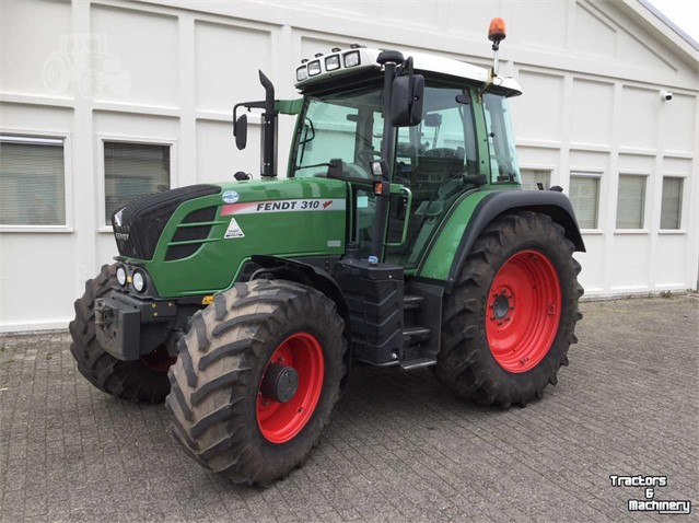 2014 FENDT 310 VARIO For Sale In Kampen, Overijssel The Netherlands