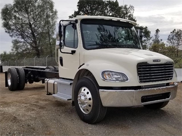 2019 FREIGHTLINER BUSINESS CLASS M2 106 For Sale In REDDING