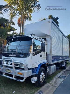 2006 Isuzu FVR 950 HD - Trucks for Sale