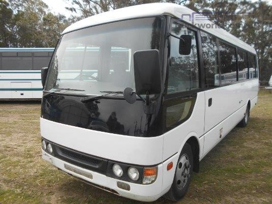 2007 Mitsubishi Rosa BE600 Deluxe - Buses for Sale