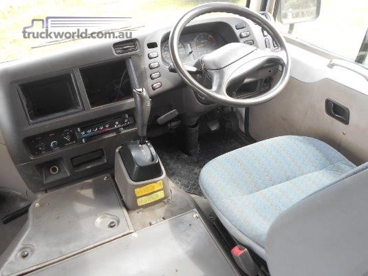 2007 Mitsubishi Rosa BE600 Deluxe - Truckworld.com.au - Buses for Sale