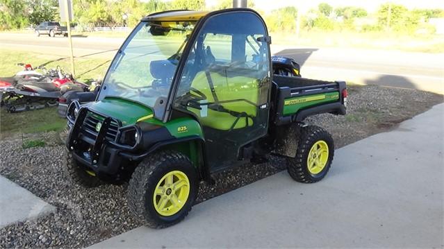 John Deere Gators >> Lot 7520 2014 John Deere Gator Xuv 825i