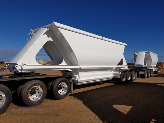 2010 Boomerang Belly Dumper - Trailers for Sale