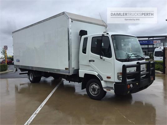 2010 Fuso Fighter FK61 Daimler Trucks Perth - Trucks for Sale